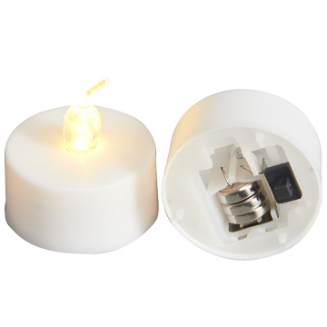 Feestaccu LED T-light Candle Factory